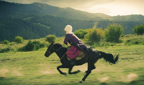 TÜRKÍZ: A hegyek királynője