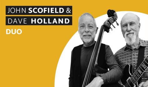 John Scofield & Dave Holland Duo