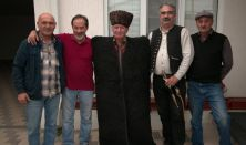 Tavaszi Fesztivál: ATYAI ÁG- Fonó zenekar, világzene