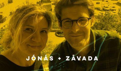 Jónás Vera és Závada Péter estje