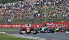 Formula 1 Magyar Nagydíj 2021 - Állójegy Hétvége