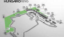 Formula 1 Magyar Nagydíj 2021 - Állójegy Hétvége Junior