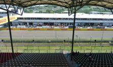 Formula 1 Magyar Nagydíj 2021 - Super Gold Hétvége Junior (1-12. sor)
