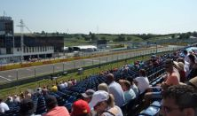 Formula 1 Magyar Nagydíj 2021 - Gold 1 Hétvége (1-12. sor)