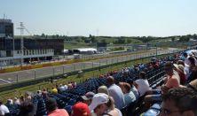 Formula 1 Magyar Nagydíj 2021 - Gold 1 Hétvége Junior (1-12. sor)