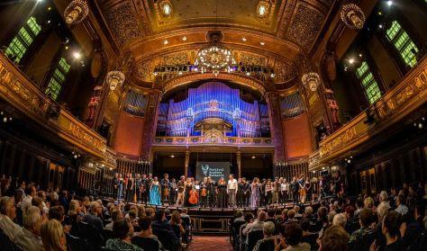 Fesztivál Akadémia Budapest: Beharangozó koncert