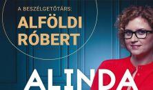 Veiszer Alinda - Alföldi Róbert pódiumbeszélgetés