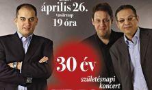 Trio Midnight - 30 év – születésnapi koncert