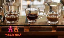Cafe Frei Hacienda - Kávékóstolások