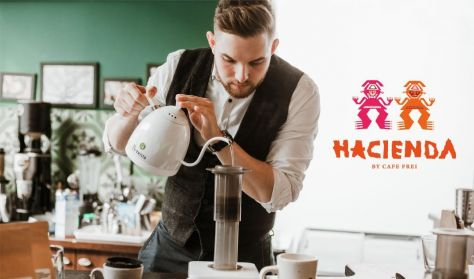 Cafe Frei Hacienda - Kávéiskola