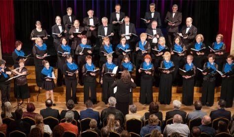 Gyöngyvirág kórus 50 éves jubileumi és adventi koncertje