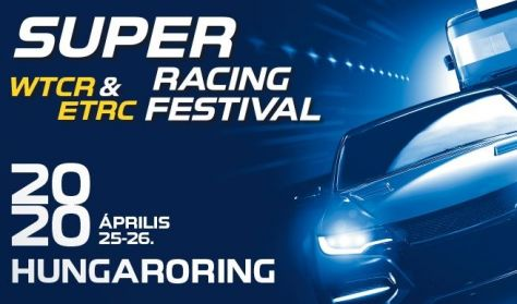 Super Racing Festival 2020 - Junior/Senior belépő