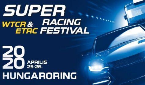 Super Racing Festival 2020 - VIP Hétvége