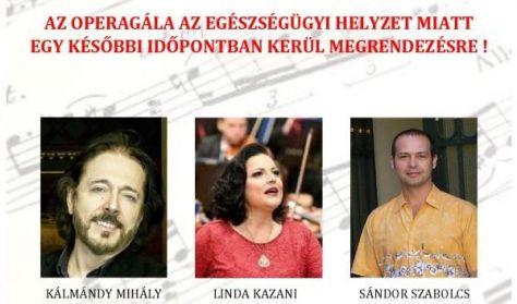 Kivételes Operagála / Híres Donizetti -és Verdi operaduettek
