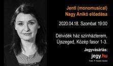 Jentl (musical) - Nagy Anikó