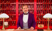 Csillag Mozi: A Grand Budapest Hotel