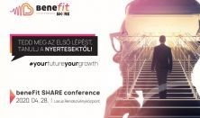 beneFit SHARE conference #yourfutureyourgrowth