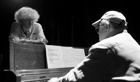 Pianissimo duo - SZAKCSI LAKATOS BÉLA és MÜLLER PÉTER SZIÁMI