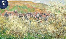 Művészettörténeti előadássorozat – Monet, Van Gogh és Picasso: 3 alkalmas bérlet