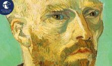 Van Gogh vibráló és sugárzó belső képei