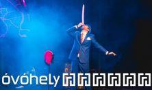 Rolando stand-up bűvészműsora