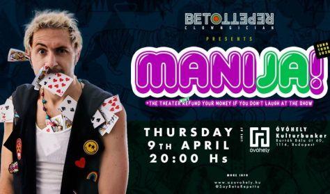 Beto Repetto (AR) - MANIJA!