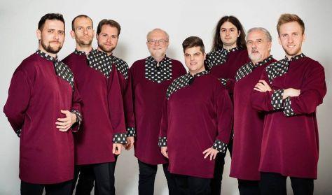 Ég és föld - Nagycsütörtöki koncert a Szent Efrém férfikarral, a Dalindával és az Üver Zenekarral