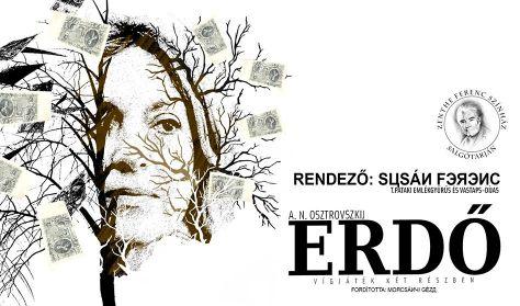 Osztrovszkij: Erdő (komédia)
