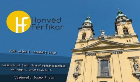 A Honvéd Férfikar hangversenye baszk,katalán,spanyol zeneszerzők egyházi,világi és folklór műveiből