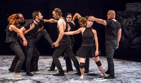 Danse noir - M Studio, Sepsiszentgyörgy
