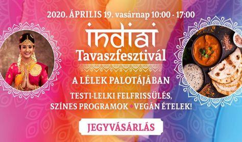 Indiai Tavaszfesztivál