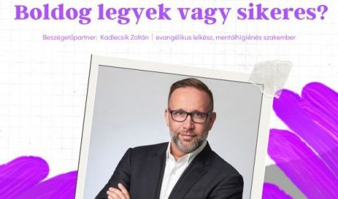 BeszélgESsTÉK Szabó Péterrel - Boldog legyek vagy sikeres?