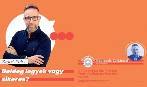 BeszélgESsTÉK Szabó Péterrel - A nehézségek nagy haszna