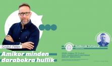 BeszélgESsTÉK Szabó Péterrel -