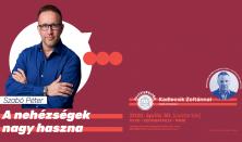 BeszélgESsTÉK Szabó Péterrel