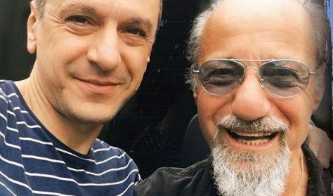 Berki Tamás és Sárik Péter koncertje