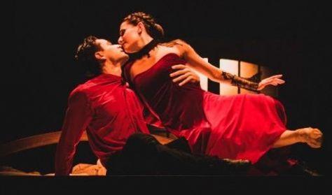 ANNA KARENINA - táncjáték két részben - A Győri Balett előadása