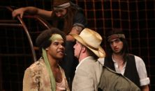 HAIR - musical két részben - A Pannon Várszínház előadása