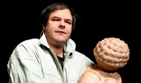 Kálloy Molnár Péter: Caveman - Ősember
