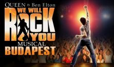 QUEEN - BEN ELTON: WE WILL ROCK YOU