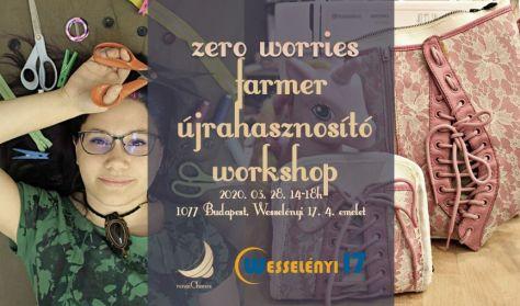 Zero Worries - farmer újrahasznosító