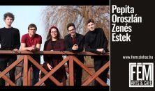 Papp-Drippey-Gyányi-Majsai Quartet