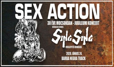 SEX ACTION - SING SING