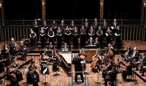 Purcell Kórus és Orfeo Zenekar. Rameau és Mondonville - Nagy motetták