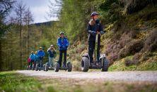 Terepsegway túra - Boszorkányvadász túra biathlonos lézerlövészettel - 2,5-3 órás