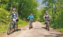 Elektromos kerékpár túrák a Mátrában