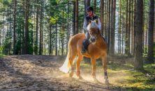 Tereplovaglás a Mátrában / Kentaur túra – test és lélek egysége