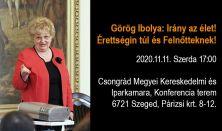Görög Ibolya: Irány az élet!