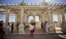 Habsburgok és holtak - Séta József nádor nyomában a királyi kertekben és a nádori kriptában
