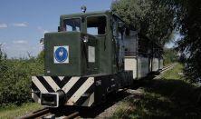 Hortobágy-Halastavi Kisvasút menettérti jegy